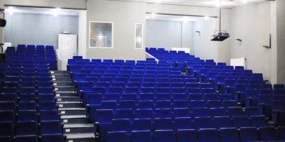 SCHOOL FACILITIES auditorium